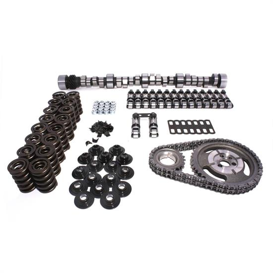 COMP Cams K12-773-8 Xtreme Energy Solid Roller Camshaft Kit, Chevy S/B