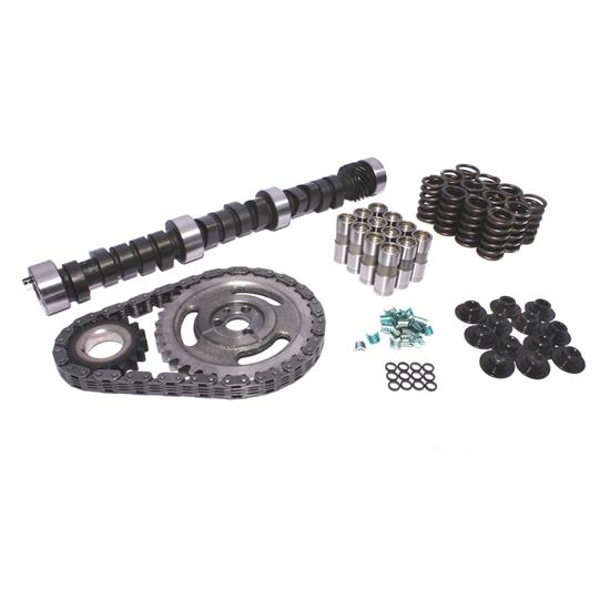 COMP Cams K18-123-4 High Energy Hydraulic Camshaft Kit, Chevy 4.3L