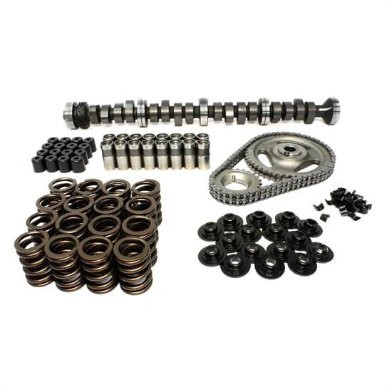 COMP Cams K33-246-4 Magnum Solid Camshaft Kit, Ford 352/428