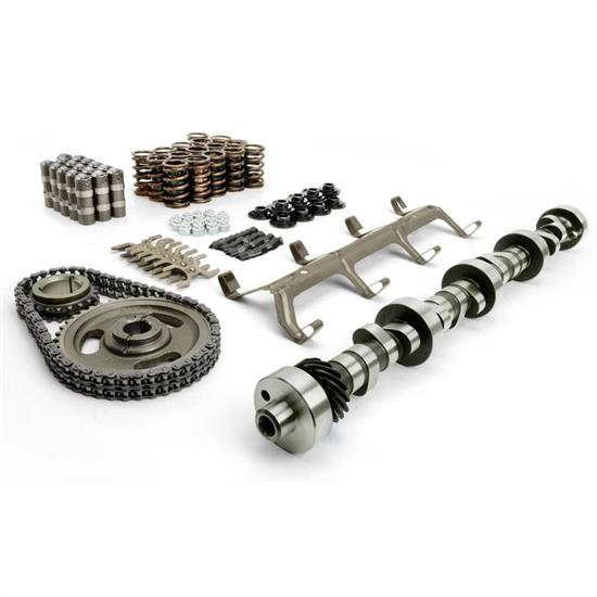 COMP Cams K35-312-8 Blower and Turbo Hyd Roller Camshaft Kit,Ford 5.0L
