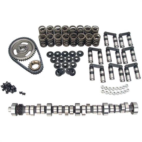 COMP Cams K35-601-8 Thumpr Hyd. Roller Camshaft Kit, Ford 351W