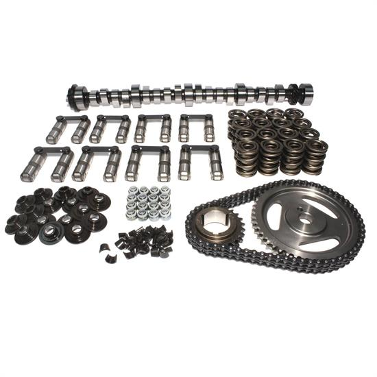COMP Cams K42-413-9 Xtreme Energy Hyd. Roller Camshaft Kit, Olds V8
