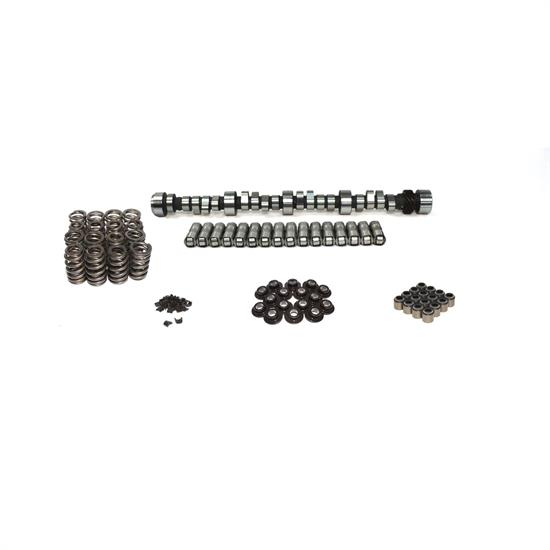 COMP Cams K54-446-11 XFI XE-R Hyd. Roller Camshaft Kit, Chevy