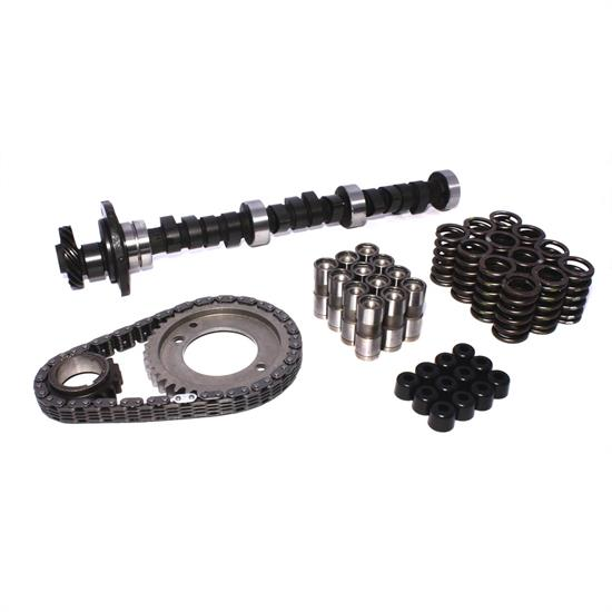 COMP Cams K69-235-4 High Energy Hydraulic Camshaft Kit, GM 3/3.8/4.2L