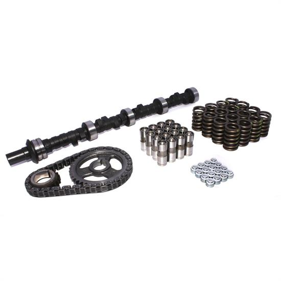 COMP Cams K92-203-4 High Energy Hydraulic Camshaft Kit, Buick 350