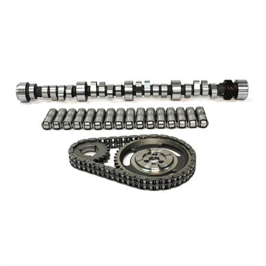 COMP Cams SK08-411-8 Xtreme 4x4 Hyd. Roller Camshaft Kit, Chevy 5/5.7L