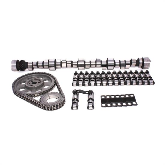 COMP Cams SK11-694-8 Blower/Turbo Solid Roller Camshaft Kit, Chevy B/B