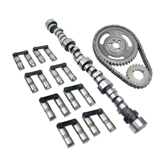 COMP Cams SK12-413-8 Xtreme Energy 4x4 Hyd. Roller Camshaft Kit, SBC