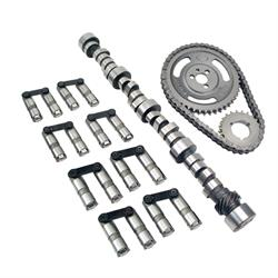 COMP Cams SK12-415-8 Nitrous HP Hyd. Roller Camshaft Kit, Chevy S/B