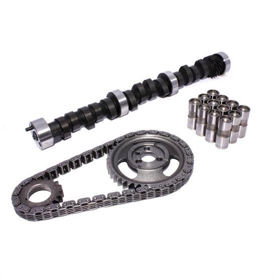 COMP Cams SK16-233-4 High Energy Hyd. Camshaft Kit, Chevy