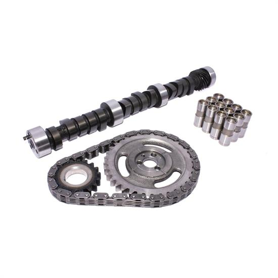 COMP Cams SK18-124-4 High Energy Hydraulic Camshaft Kit, Chevy 4.3 V6