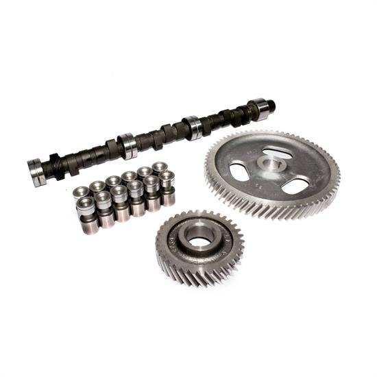 COMP Cams SK36-241-4 High Energy Solid Camshaft Kit, Ford V6/2.8L