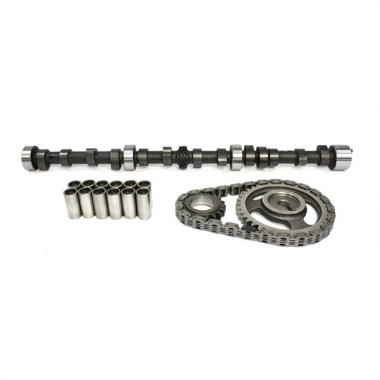 COMP Cams SK64-240-4 High Energy Solid Camshaft Kit, Mopar 225/L6