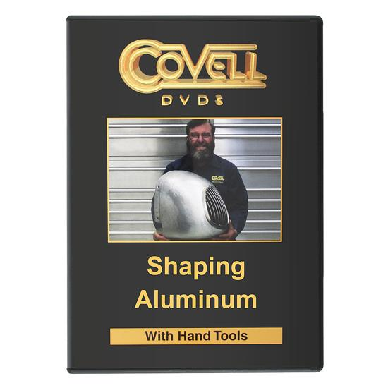 Covell Metalworking 1000-1 DVD - Shaping Aluminum