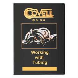 Covell Metalworking 1000-4 Working with Tubing, DVD