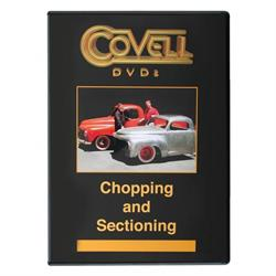 Covell Metalworking 1000-17 DVD - Chopping and Sectioning
