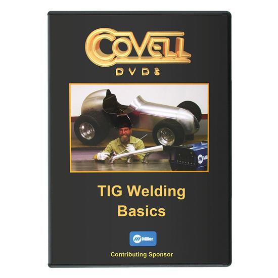 Covell Metalworking 1000-21 DVD - TIG Welding