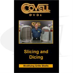Garage Sale - Covell Slicing and Dicing DVD, Modifying Grille Shells