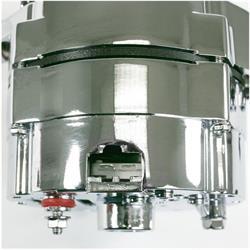 GM 10SI 1 Wire Alternator, 100 Amp