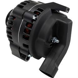 A-Team Perfromance GM CS130D Style High Output 180 Amp Alternator Black