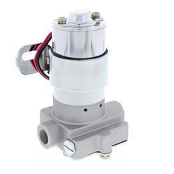 130 GPH Universal Two-Valve Electric Fuel Pump 3//8 Inch NPT Female 14 PSI