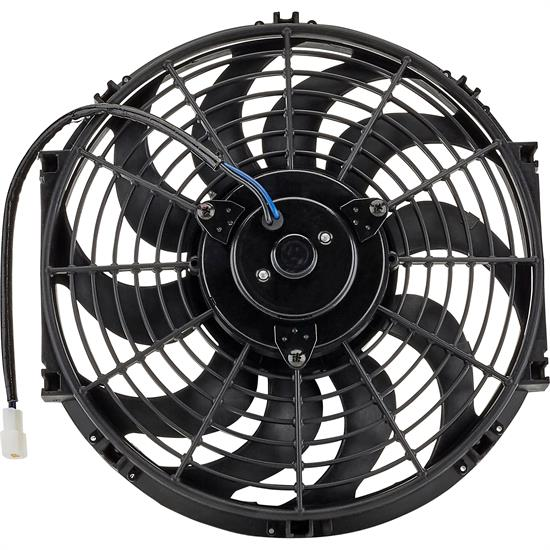 Speedway Universal Electric Radiator Cooling Fan  12 Inch