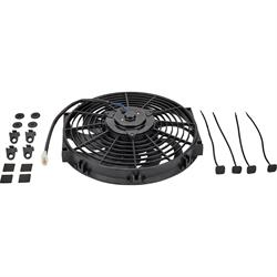 Dual 12 Inch Fan and Shroud Combo for 31 Inch Radiators