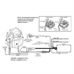 Chevrolet Hei Distributor Wiring Diagram from content.speedwaymotors.com