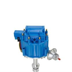 HEI Distributor, SBF Small Block Ford, 289/302, Blue
