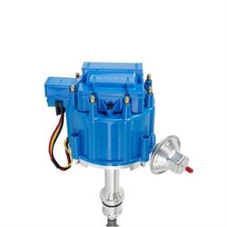 HEI Distributor, SBF Small Block Ford, 5.0L V8, Blue