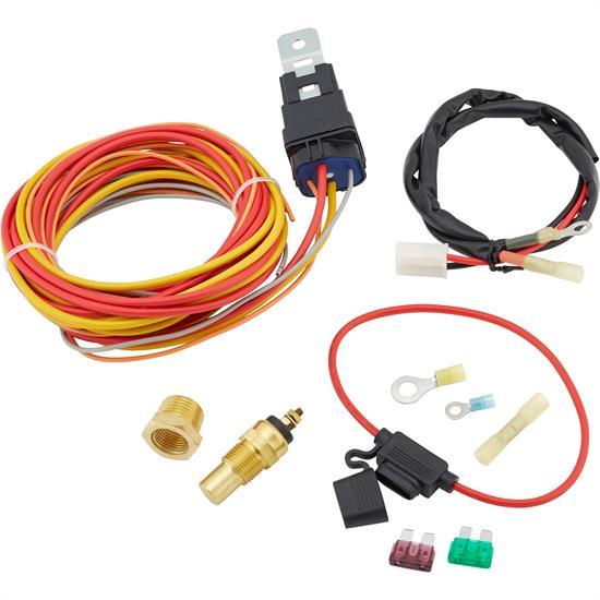 Electric Fan Relay Wiring Kit  Pro Series