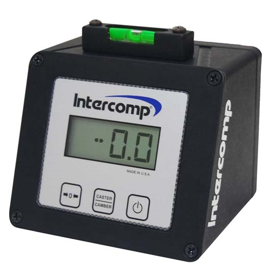 Intercomp 100008 Digital Caster Camber Gauge