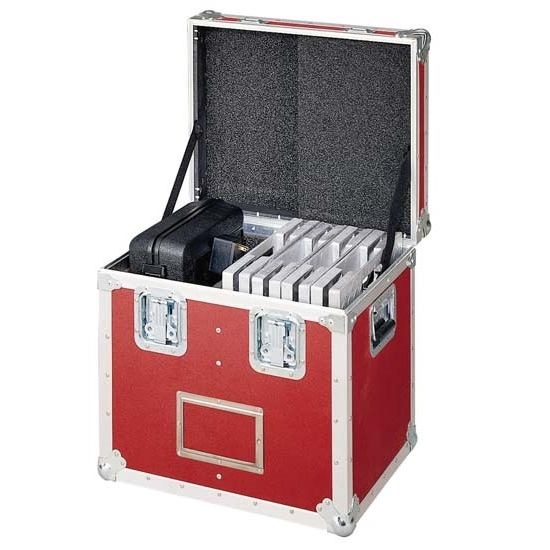 Intercomp 100055-R Scale System Carrying Case - For 2.5 Inch Scale Pads