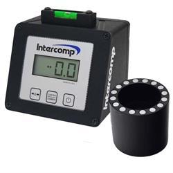 Intercomp 100793 Digital Caster Camber Gauge With Nascar Adapter