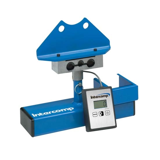 Intercomp 102030 5X5 Hub-Mounted Corner Weight Scale