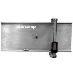 Intercomp 102088 Wide-5 Digital Hub Plate