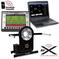 Intercomp 170211 RFX Wireless Precision Hub Plate Scale System