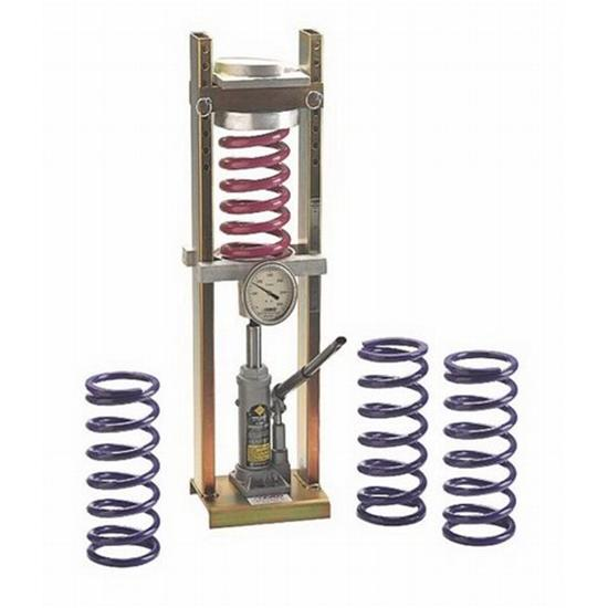 DECO Hydraulic Coil Spring Rater, 0-2000 Pounds