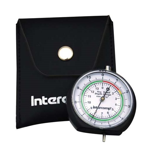 Intercomp 360109 Tire Tread Depth Gauge