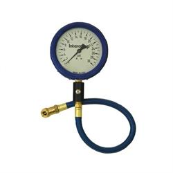 "Intercomp 360059 4 "" Glow-In-The-Dark Tire Pressure Gauge, 30 PSI"