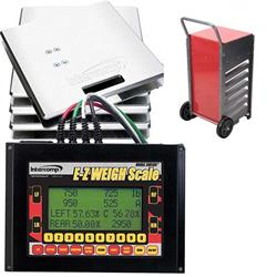 Intercomp SW500 E-Z Weigh Scales with Cart