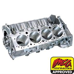 Dart 31131211 Little M Chevy Block, 4.125 Inch Bore
