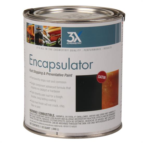 3X Chemistry Satin Encapsulator, Quart