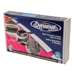 Dynamat 10455 Xtreme Bulk Pack Cut-to-Fit Thermal and Sound Insulation
