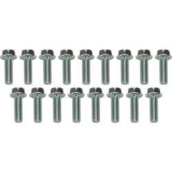 Dynatech® Header Bolts, M8 x 1.25mm, Hex Head, Pack/17