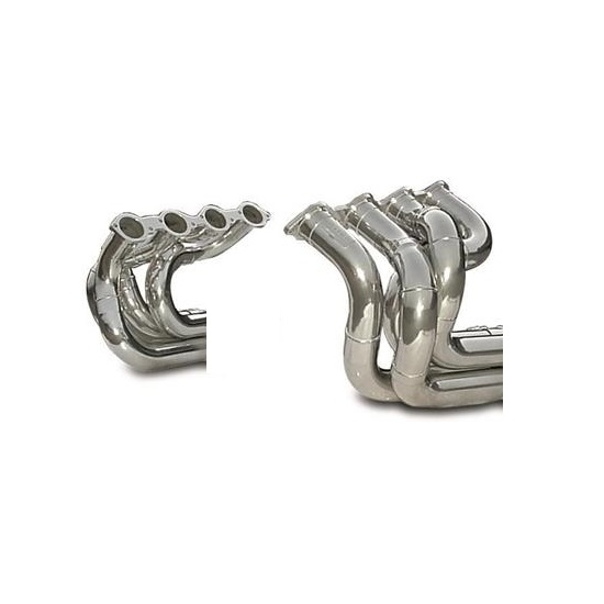 Dynatech® Big Block Chevy Strut Dragster Headers, 2.25-2.375""