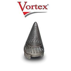 Dynatech® 772-32530 Vortex® Muffler Insert Cone, 4 Inch