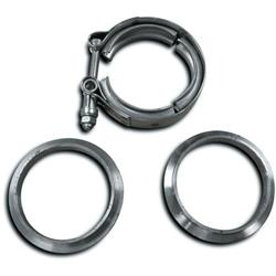 Hooker 41165HKR Stainless Steel Band Clamps 2-Pack 2-1//2 Inch