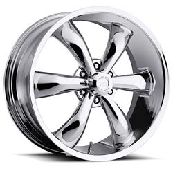 Vision 142-22936C30 American Muscle 142 Legend 6 Wheel, 22X9.5