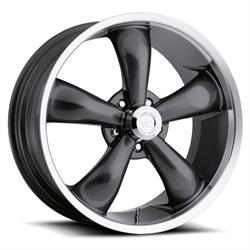 Vision 142-2873GM10 American Muscle 142 Legend 5 Wheel, 20X8.5